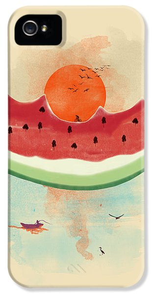 Summer Delight IPhone 5s Case by Neelanjana  Bandyopadhyay