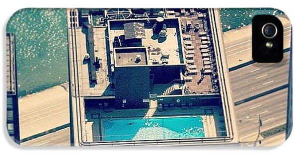 Sunny iPhone 5s Case - Summer In The City by Jill Battaglia