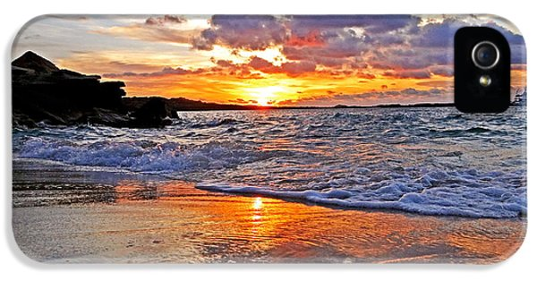 Far North Queensland iPhone 5s Case - Sunset At Kimberly's by Casey Herbert