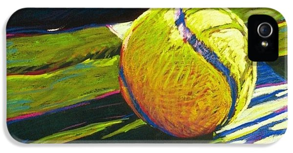 Tennis I IPhone 5s Case by Jim Grady