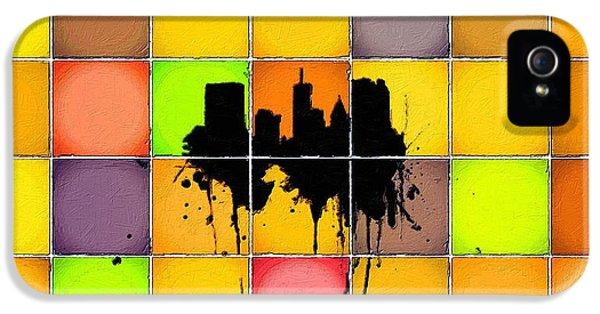 The City Splash IPhone 5s Case