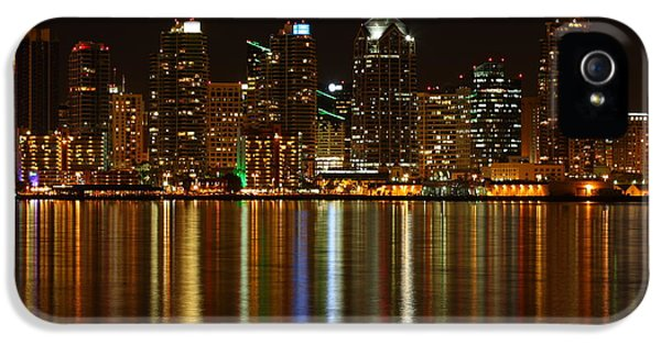 IPhone 5s Case featuring the photograph The Colors Of San Diego by Nathan Rupert