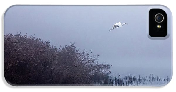 The Flight Of The Egret IPhone 5s Case