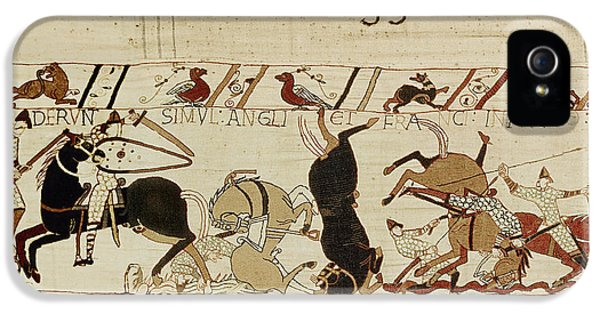 The Bayeux Tapestry IPhone 5s Case by French School