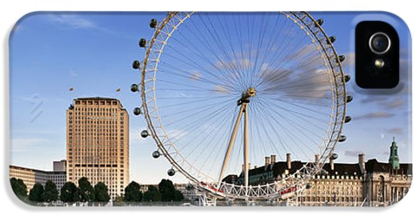 The London Eye IPhone 5s Case by Rod McLean