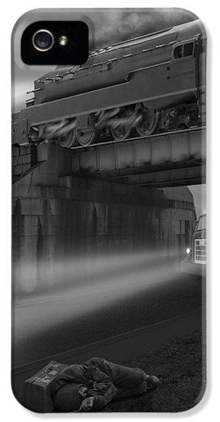 The Overpass IPhone 5s Case by Mike McGlothlen