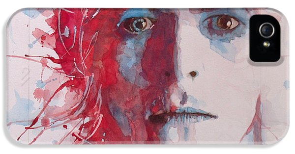 Musicians iPhone 5s Case - The Prettiest Star by Paul Lovering