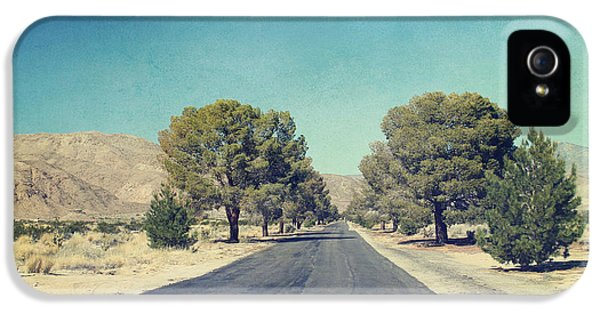 The Roads We Travel IPhone 5s Case by Laurie Search