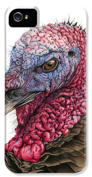 The Turkey IPhone 5s Case