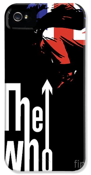 The Who No.01 IPhone 5s Case