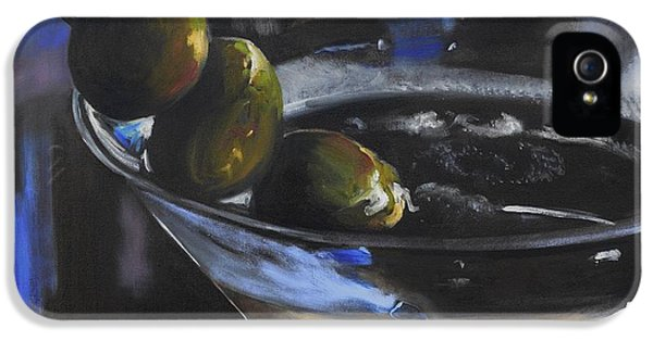 Three Olive Martini IPhone 5s Case