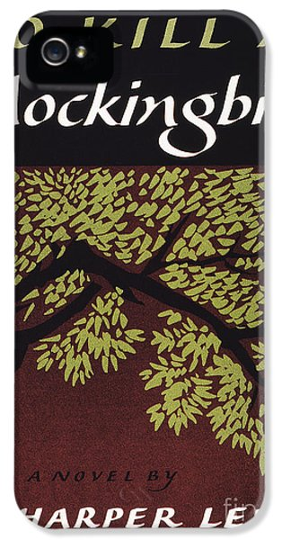 Mockingbird iPhone 5s Case - To Kill A Mockingbird, 1960 by Granger