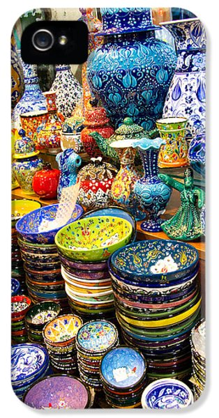 Turkish Ceramic Pottery 1 IPhone 5s Case