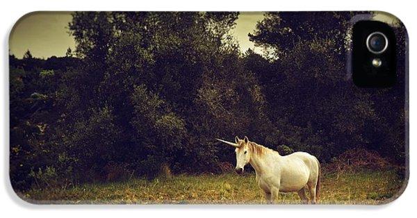 Unicorn IPhone 5s Case by Carlos Caetano