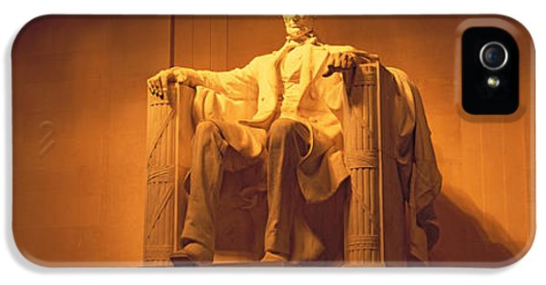 Usa, Washington Dc, Lincoln Memorial IPhone 5s Case