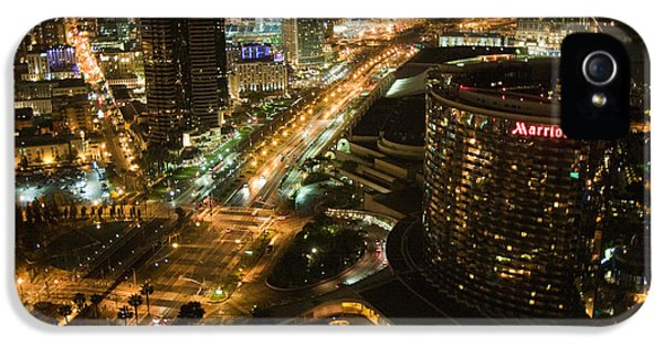 IPhone 5s Case featuring the photograph View From Top Of The Hyatt by Nathan Rupert