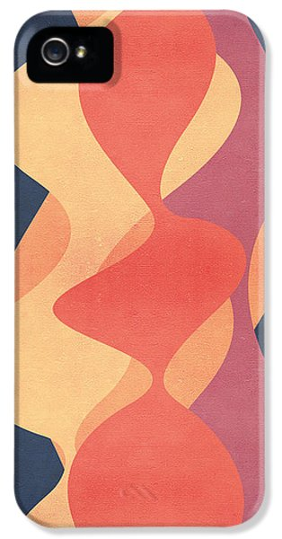 Pattern iPhone 5s Case - Vintage by VessDSign