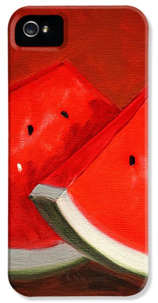Watermelon IPhone 5s Case