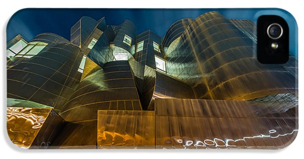 University Of Minnesota iPhone 5s Case - Weisman Art Museum by Mark Goodman