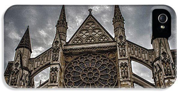 Westminster Abbey IPhone 5s Case by Martin Newman