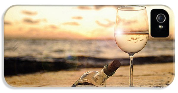 Wine And Sunset IPhone 5s Case