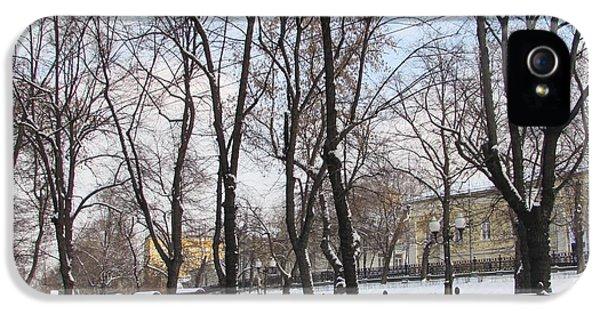 Winter Boulevard IPhone 5s Case