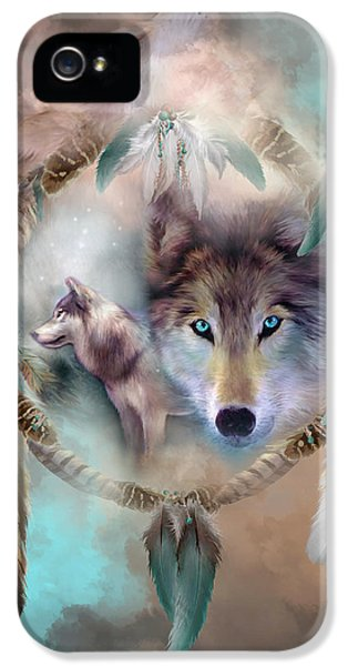 Wolf - Dreams Of Peace IPhone 5s Case