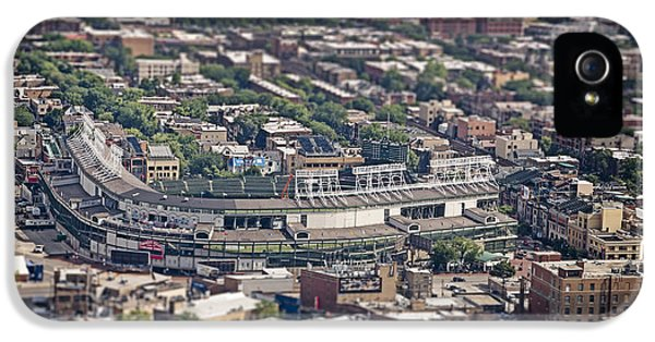 Wrigley Field - Home Of The Chicago Cubs IPhone 5s Case