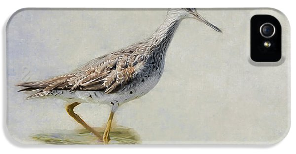 Yellowlegs IPhone 5s Case by Bill Wakeley