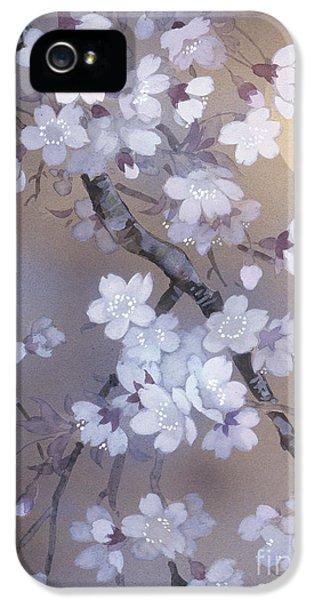 Crane iPhone 5s Case - Yoi Crop by Haruyo Morita