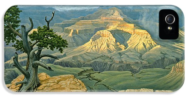 Zoroaster Temple From Yaki Point IPhone 5s Case