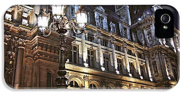 Hotel De Ville In Paris IPhone 5s Case