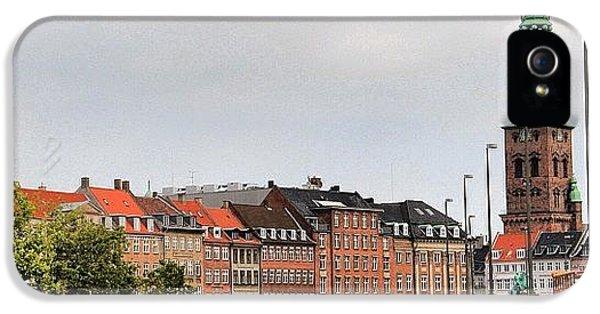 House iPhone 5s Case - Copenhagen by Luisa Azzolini