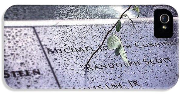 Summer iPhone 5s Case - 9/11 Memorial by Randy Lemoine