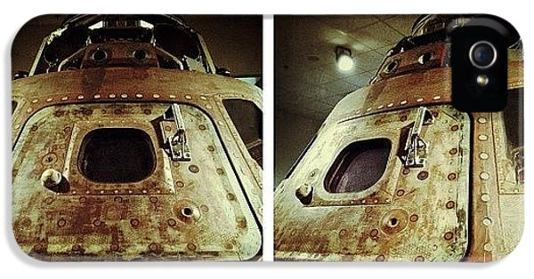 Apollo 15 Command Module (4th Mission IPhone 5s Case