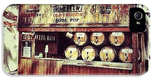 Ohio iPhone 5s Case - Bayou Billy's Home Brew by Natasha Marco