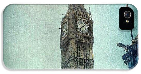 London iPhone 5s Case - #bigben #uk #england #london #londoneye by Abdelrahman Alawwad