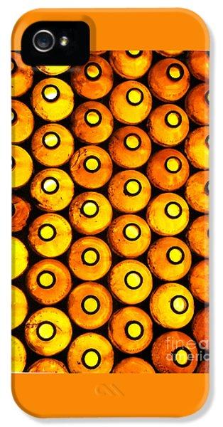 Bottle Pattern IPhone 5s Case by Nareeta Martin