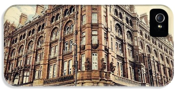 Classic iPhone 5s Case - #britanniahotel  #hotel #buildings by Abdelrahman Alawwad