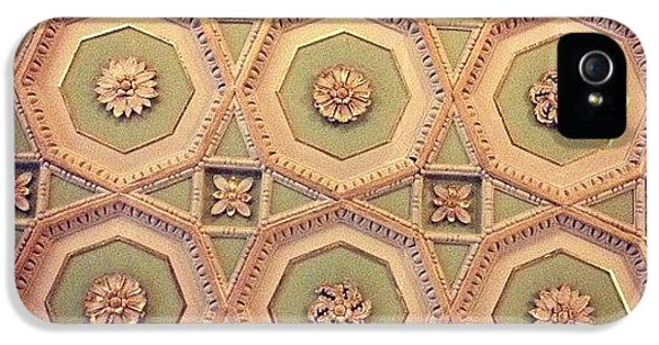 Decorative iPhone 5s Case - Ceiling by Emma Hollands