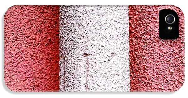 Detail iPhone 5s Case - Column Detail by Julie Gebhardt