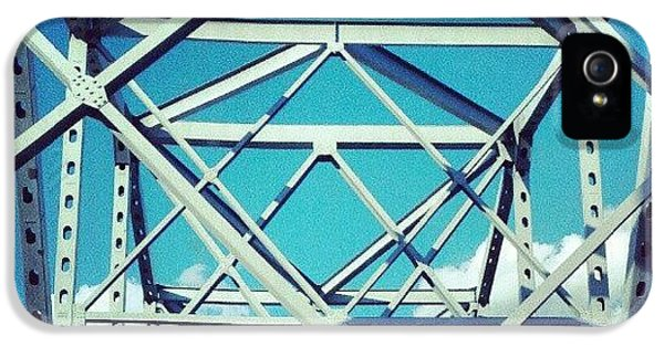 Cool #bridge #ohio IPhone 5s Case