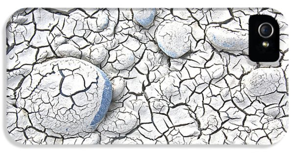 Cracked Earth IPhone 5s Case by Nareeta Martin