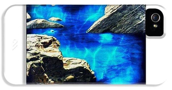 Edit iPhone 5s Case - Creek by Mari Posa