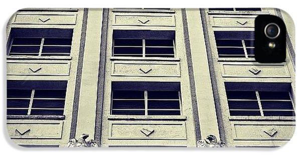 Iger iPhone 5s Case - Dade Commonwealth Bldg. - Miami ( 1925 by Joel Lopez