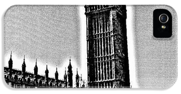 Classic iPhone 5s Case - Edited Photo, May 2012 | #london by Abdelrahman Alawwad