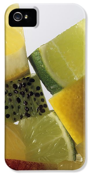 Fruit Squares IPhone 5s Case by Veronique Leplat