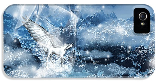 Heavenly Interlude IPhone 5s Case by Lourry Legarde