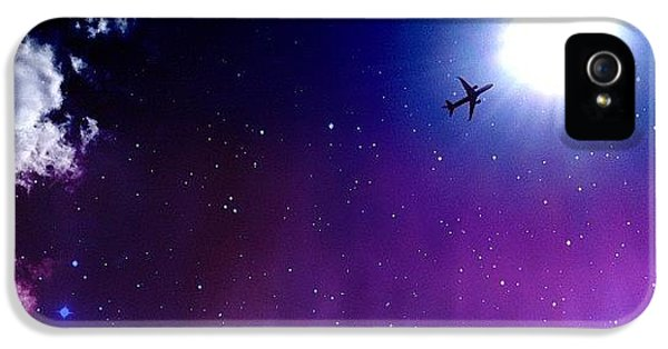 Summer iPhone 5s Case - Into The Nebula by Randy Lemoine