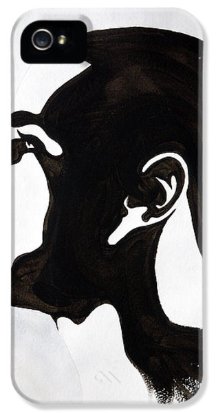 J. Cole IPhone 5s Case by Michael Ringwalt